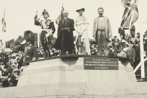 Founding of Canberra 1913